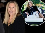 Welcome! Barbra Streisand finally joins Instagram and shares a flawless picture of herself and the love of her life... her dog