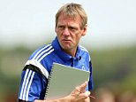 ILKESTON, ENGLAND - JULY 12:  Nottingham Forest manager Stuart Pearce during a pre season friendly between Ilkeston and Nottingham Forest on July 12, 2014 in Ilkeston, England.  (Photo by Scott Heavey/Getty Images)