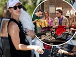 Kaley Cuoco just signed a $72m contract for her hit show Big Bang Theory... but still pumps her own gas