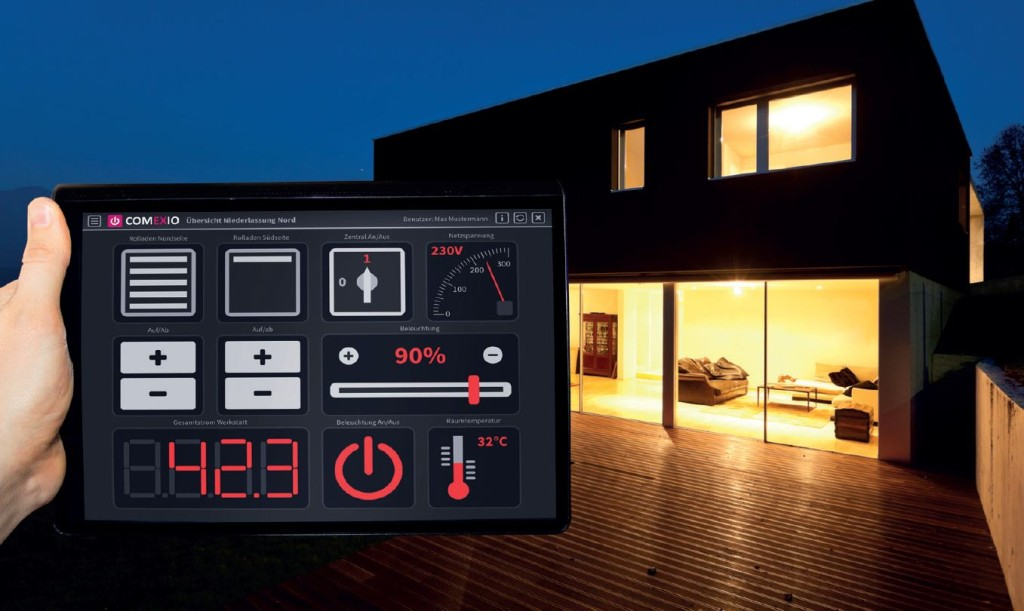 Comexio Smart Home Automation System
