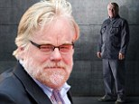 Final role: Philip Seymour Hoffman who died in February of a heroin overdose was shown in a newly released poster for The Hunger Games: Mockingjay Part 1