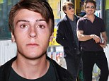 Robert Downey Jr's son Indio charged with felony drug possession after 'police spotted him smoking pipe in car'