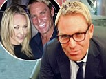 Warney's getting on! Cricketing legend Shane Warne buys his first pair of reading glasses during European holiday with model girlfriend Emily Scott