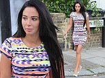 *** Not available for subscription clients until after 22.00 on 080814 *** EXCLUSIVE ALLROUNDERTulisa Contostavlos leaving a hair salon in North London Featuring: Tulisa Contostavlos Where: London, United Kingdom When: 06 Aug 2014 Credit: WENN.com