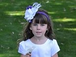 Victim: Addison Hall of London Ontario died after Ruth Burger allegedly crashed her car into Costco