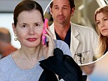 We need an Oscar winner stat! Geena Davis fills hole left by Sandra Oh by guest starring as a surgeon on long-running Grey's Anatomy
