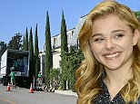 EXCLUSIVE. COLEMAN-RAYNER. Los Angeles, CA, USA.  August 6th, 2014. Actress Chlo   Grace Moretz moves into a new house with her mother Teri and two of her four brothers from a modest house in Beverly hills to a lavish mansion in Bel Air. Chlo   revealed in October of 2013 that her mother, Teri had been diagnosed with cancer, but the young star remains optimistic for her mother's health.  CREDIT LINE MUST READ: Coleman-Rayner. Tel US (001) 310-474-4343 - office  Tel US (001) 323 545 7584 - cell www.coleman-rayner.com.