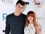 And baby makes three! Christina Ricci and husband James Heerdegen welcome their first child - a son
