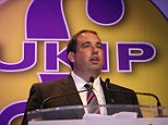 Bill Etheridge is a Member of the European Parliament for the West Midlands region for the UK Independence Party (UKIP)...***IMAGE TAKEN FROM HIS OWN WEBISTE***