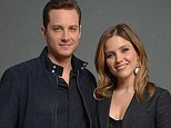 New man: Sophia Bush is reportedly dating her Chicago P.D. co-star Jesse Soffer, pictured in January