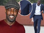 'Calvin Klein called, they want me in their next campaign': Idris Elba laughs off viral photos of suspicious pants bulge