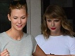 Feeling 22: Taylor Swift and Karlie Kloss are 'inseparable' after moving in together at Taylor's pad