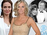 How RHOBH newcomer Eileen Davidson's 'passionate relationship' with actor Jon Voight in the '80s almost saw her become Angelina Jolie's stepmom...