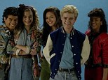 The drama continues: On Friday Lifetime released a sneak peek clip to promote the upcoming TV movie The Unauthorized Saved By The Bell Story