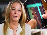 LeAnn Rimes suffers 'buttgate' fallout after tweeting photo of her scantily clad derriere in embarrassing mix up on LeAnn & Eddie