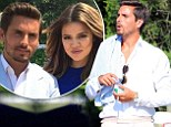 In 2012 Scott Disick purchased a royal title, becoming Lord of the Manor of Cruckton Ford. On Thursday, he and Khloe Kardashian, the sister of his long-time girlfriend Kourtney, were spotted arriving to the set of television series Royal Pains - about a surgeon working as a concierge doctor in the posh New York suburbs of the Hamptons
