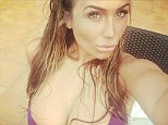 4.AUGUST.2014 LAUREN GOODGER SEEN IN THIS PICTURE POSTED ON THE TWITTER SOCIAL NETWORK SITE. BYLINE MUST READ : SUPPLIED BY XPOSUREPHOTOS.COM *XPOSURE PHOTOS DOES NOT CLAIM ANY COPYRIGHT OR LICENSE IN THE ATTACHED MATERIAL. ANY DOWNLOADING FEES CHARGED BY XPOSURE ARE FOR XPOSURE'S SERVICES ONLY, AND DO NOT, NOR ARE THEY INTENDED TO, CONVEY TO THE USER ANY COPYRIGHT OR LICENSE IN THE MATERIAL. BY PUBLISHING THIS MATERIAL , THE USER EXPRESSLY AGREES TO INDEMNIFY AND TO HOLD XPOSURE HARMLESS FROM ANY CLAIMS, DEMANDS, OR CAUSES OF ACTION ARISING OUT OF OR CONNECTED IN ANY WAY WITH USER'S PUBLICATION OF THE MATERIAL* *UK CLIENTS MUST CALL PRIOR TO TV OR ONLINE USAGE PLEASE TELEPHONE 0208 344 2007*