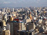 Employers in the city of Sao Paulo, pictured, force public sector workers to undergo invasive health checks