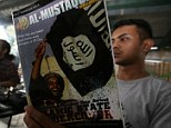 Photographs showing Malay language ISIS magazine Al-Mustaqbal being circulated in Indonesia have emerged