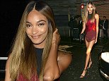 Picture Shows: Jourdan Dunn  August 09, 2014    Jourdan Dunn is spotted leaving the high profile celebrity hang out,  Chinawhite, with a mystery man in London.    Non-Exclusive  WORLDWIDE RIGHTS    Pictures by : FameFlynet UK    2014  Tel : +44 (0)20 3551 5049  Email : info@fameflynet.uk.com