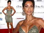 Showing him what he's missing! Michael Strahan's ex Nicole Murphy looks stunning on second carpet appearance in as many days