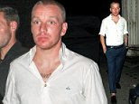 EXCLUSIVE***FEE MUST BE AGREED BEFORE ANY PRINT OR ONLINE USAGE*** Footballer Jamie O'Hara is seen leaving London's Libertine nightclub at 3am with what appeared to be lipstick marks all over his face. The estranged husband of model Danielle O'Hara (nee: Danielle Lloyd) was seen looking worse for wear as he was helped in to his waiting car by friends where he was joined by two mystery women. A witness inside the club saw Jamie kissing girls on the dance floor and spilling drinks as he made his way around. Jamie and his friends were drinking bottles of Aces of Spades which cost   500 each.  7 August 2014. Please byline: Vantagenews.co.uk