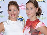 Peas in a pod! Candace Cameron Bure appears to have found the fountain of youth as she hits the Teen Choice Awards with lookalike daughter Natasha, 15