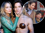 But you played his MOTHER! JLo gets flirty at the Teen Choice Awards with topless Tyler Posey, her onscreen son in the movie Maid In Manhattan