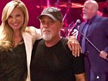 billy joel christie brinkley