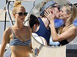 EXCLUSIVE: Poppy Delevingne and husband James Cook enjoying the sun into a boat with a group of friends.\n\nPictured: Poppy Delevingne\nRef: SPL817789  080814   EXCLUSIVE\nPicture by: Splash News\n\nSplash News and Pictures\nLos Angeles: 310-821-2666\nNew York: 212-619-2666\nLondon: 870-934-2666\nphotodesk@splashnews.com\n