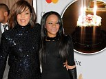 Bobbi Kristina celebrates the birthday of her mother, Whitney Houston