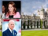 Sarah Ferguson, Prince Philip and Balmoral Castle