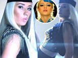 Britney, is that you? Hip hop rapper Iggy Azalea looks and sounds eerily like Ms Spears in newly-unearthed video from her early pop career