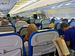 On board: Fliers are routinely being ripped off