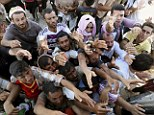 Desperate and hungry: Displaced Yazidis