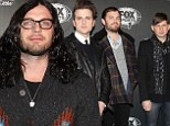 Rock band Kings Of Leon postpone concert after drummer Nathan Followill is injured in tour bus crash