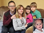 We're both doctors but we couldn't save our little girl: Watching your child dying is a parent's worst nightmare. But for GPs Simon and Emma their helplessness redoubled the agony