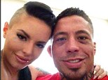 MMA fighter, turned fugitive War Machine has finally broken his silence following the beating that took place Friday at his home & leaving his girlfriend porn star Christy Mack hospitalized