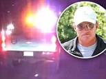 'Dad tried to show off!' Bruce Jenner is pulled over by the police and it is caught on tape... by son Brody