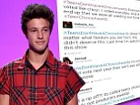 Vine star Cameron Dallas leads Twitter backlash against 'rigged' Teen Choice Awards as it's revealed winners are not chosen by online votes