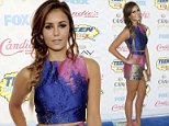 Nina Dobrev arrives at the Teen Choice Awards 2014 in Los Angeles, California August 10, 2014.   REUTERS/Danny Moloshok (UNITED STATES  - Tags: ENTERTAINMENT)   (TEENCHOICEAWARDS-ARRIVALS)