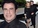 A cult classic! John Travolta and wife Kelly Preston attend Church Of Scientology Celebrity Centre 45th anniversary gala