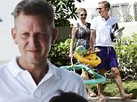 EXCLUSIVE: Chat show host Jeremy Kyle and wife Carla Germaine are spotted out and about with friends in Barbados.\n\nPictured: Jeremy Kyle\n\nRef: SPL813731  100814   EXCLUSIVE\nPicture by: Islandpaps / Splash News\n\nSplash News and Pictures\nLos Angeles:\t310-821-2666\nNew York:\t212-619-2666\nLondon:\t870-934-2666\nphotodesk@splashnews.com\n