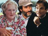 From a nanny in Mrs Doubtfire to Good Will Hunting's psychologist and an inspiring teacher in Dead Poet's Society: The dazzling career of tortured genius Robin Williams