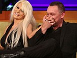 'It's true!': Courtney Stodden, 19, confirms she's engaged for second time to ex Doug Hutchinson, 54... nine months after split