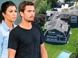 Kourtney Kardashian and Scott Disick's Hamptons rental 'was robbed of $4,000 cash... and it took them three days to notice'