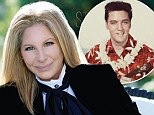 Barbra Streisand to duet with the late Elvis Presley on new album Partners