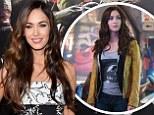 'She eats carbs!' Megan Fox's trainer reveals how the actress got into post-pregnancy shape for Teenage Mutant Ninja Turtles