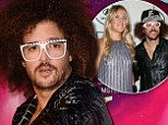 'Nothing is more exciting than getting a match!': Redfoo turns to dating site Tinder after his split from tennis ace Victoria Azarenka