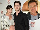 Robin Williams' daughter Zelda dedicated birthday message to her father and Aussie Home And Away star boyfriend Jackson Heywood just weeks before actor's death